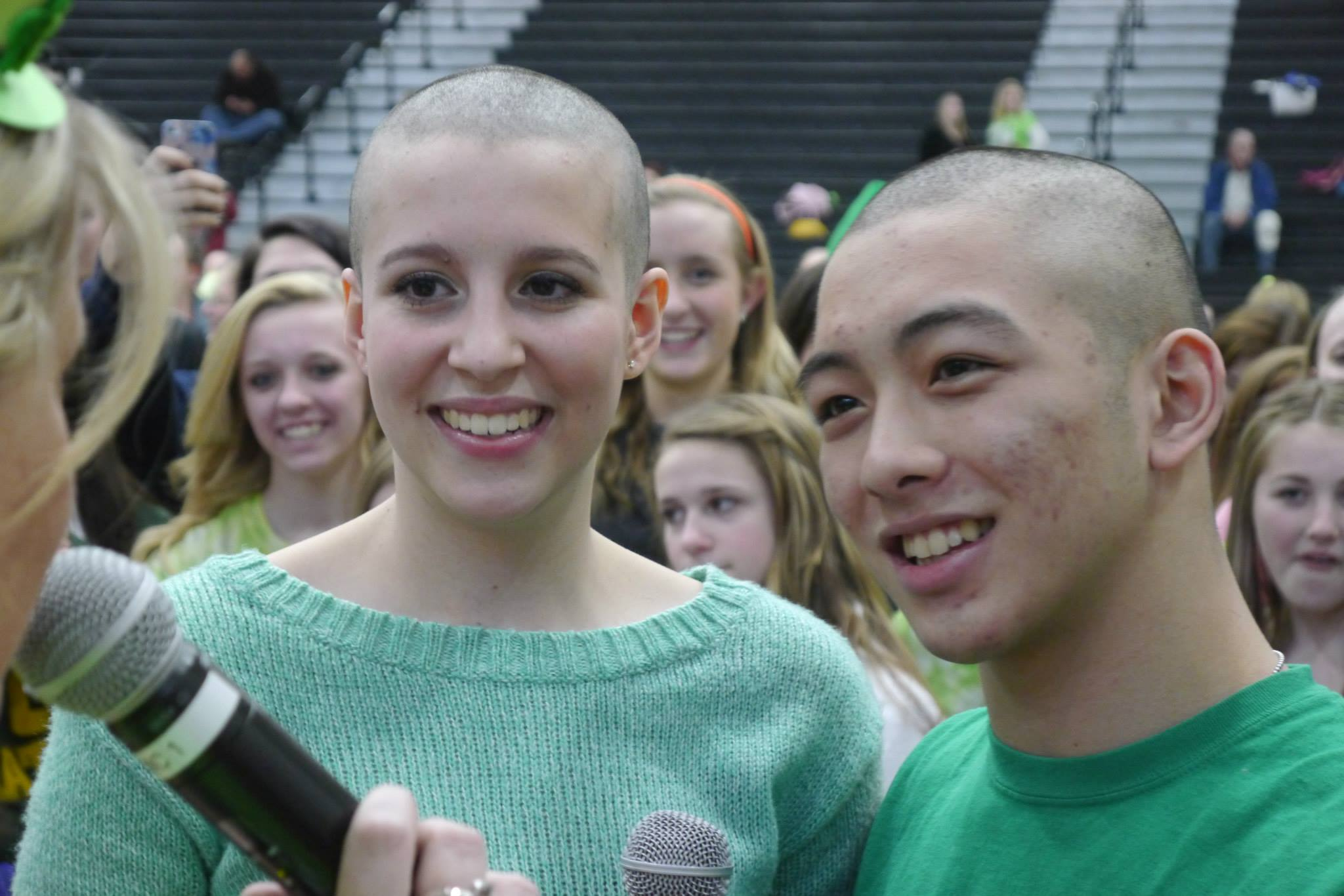 St. Baldricks Community Shave